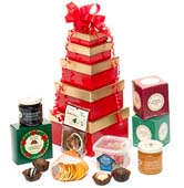 CHRISTMAS TOWER BOX - CHRISTMAS HAMPER